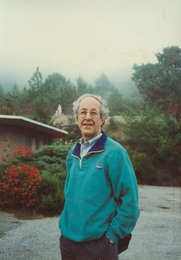 Author photo. Images of Henri Nouwen at Immaculate Heart Hermitage, Big Sur, California courtesy of The Henri J.M. Nouwen Archives and Research Collection, 