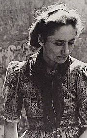 Author photo. Olive Cook 1912-2002