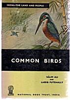 Common birds by Sálim Ali