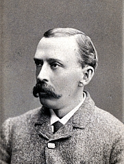 Author photo. ca. 1885