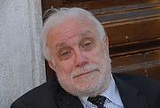 Author photo. Luciano De Crescenzo, filosofo