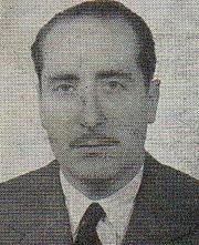 Author photo. Marià Villangómez, 1957