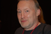 Author photo. originally posted to Flickr as Stephen Jones