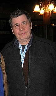 Author photo. <a href=&quot;http://en.wikipedia.org/wiki/File:John_Wagner_SFX_Weekender_2012.jpg&quot; rel=&quot;nofollow&quot; target=&quot;_top&quot;>Wikipedia</a>