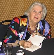 Author photo. <a href=&quot;http://www.eclecticlibrarian.net/blog/&quot;>Anna Creech</a>