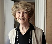 Author photo. Susan George