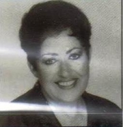 Author photo. photo copied from her book jacket