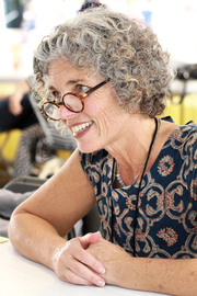 """Author photo. Scanlon at the 2018 Texas Book Festival By Larry D. Moore, CC BY-SA 4.0, <a href=""""//commons.wikimedia.org/w/index.php?curid=74237536"""" rel=""""nofollow"""" target=""""_top"""">https://commons.wikimedia.org/w/index.php?curid=74237536</a>"""