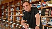 Author photo. Photo: Michael Clayton-Jones