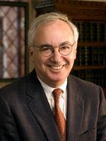 Author photo. courtesy of Prof. Bruce Arnold Ackerman