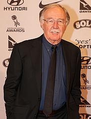 Author photo. George Negus at the 2011 Australian Football Awards (4 October 2011).
