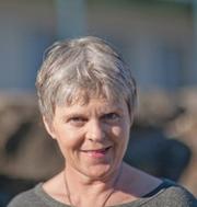 Author photo. Marianne Vogel Kopp