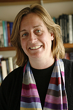 Author photo. Evelyn Welch