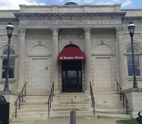 Poughkeepsie Public Library District - Adriance Memorial