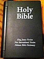 Bookman Parallel Bible-PR-KJV/NIV by…