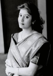 Author photo. Indu Sundaresan