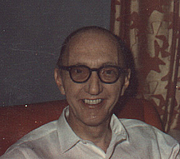 "Author photo. Cordwainer Smith (Paul Myron Anthony Linebarger), 1913-1966, courtesy of his daughter @ <a href=""http://www.cordwainer-smith.com/"">The Remarkable Science Fiction of Cordwainer Smith</a>"