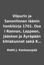 Viipurin ja Savonlinnan läänin henkikirja…