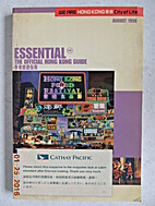 Essential- The Official Hong Kong Guide 1998…