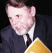 Author photo. Terry Waite