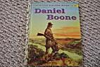 Daniel Boone (A Little Golden Book) by Irwin…