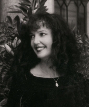 Author photo. Michelle Lovric