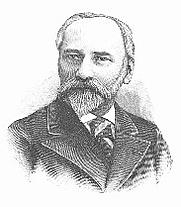 Author photo. Joseph Uzanne, Figures contemporaines tirées de l'Album Mariani, Ernest Flammarion, Paris, vol I, 1894