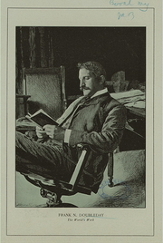 """Author photo. F. Nelson Doubleday. Courtesy of the <a href=""""http://digitalgallery.nypl.org/nypldigital/dgkeysearchdetail.cfm?strucID=571049&imageID=12236901""""> NYPL Digital Gallery </a> (image use requires permission from the New York Public Library)"""