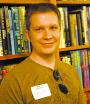 Author photo. <A HREF=&quot;http://flickr.com/photos/markcoggins/2439026673/in/set-72157604716295597/&quot;>Photo by flickr user Mark Coggins</A>