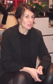 Author photo. Zsuzsa Bánk, 2006 <br> (by Hans Weingartz, CC BY-SA 2.0)
