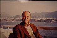 Author photo. Philip V. Cannistraro [credit: Calandra Italian American Institute]