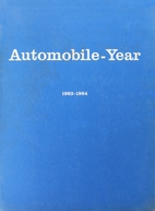 Automobile Year, 1963-1964 No. 11 by Ami…