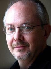 Author photo. Bobby Downes