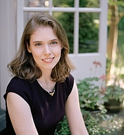 """Author photo. <a href=""""http://www.madelinemiller.com/the-author/"""" rel=""""nofollow"""" target=""""_top""""><i>From the author's official web site</i></a>"""