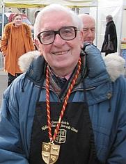 Author photo. Arnaud 25