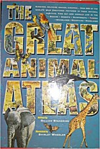 Great Animal Atlas by Gillian Standring