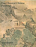 Fine Classical Chinese Paintings, Hong Kong,…