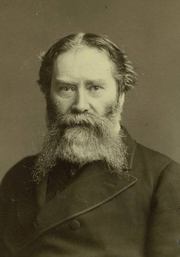 Author photo. Photo while Minister to the United Kingdom, 1880-1885<br>Courtesy of the <a href=&quot;http://digitalgallery.nypl.org/nypldigital/id?100344&quot;>NYPL Digital Gallery</a><br>(image use requires permission from the New York Public Library)