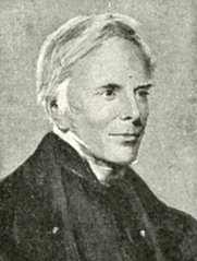 Author photo. John Keble