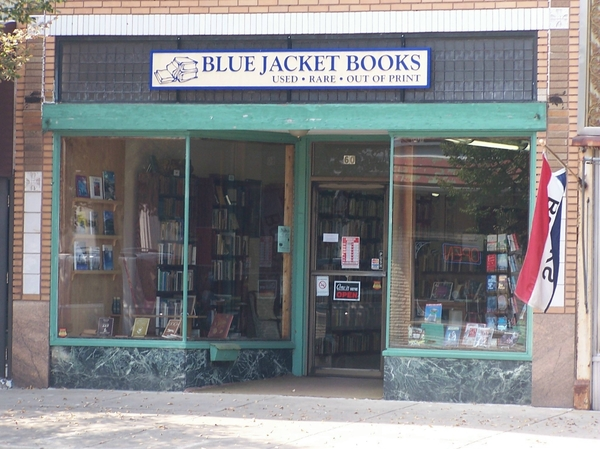 Blue Jacket Books in Xenia, OH | LibraryThing Local