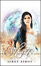 Antigone Princess of the Nature Benders by…