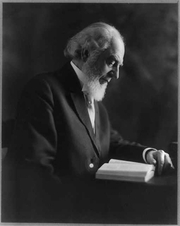 Author photo. Charles Taze Russell