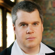 Author photo. Lemony Snicket