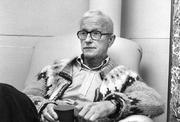 Author photo. Max Delbrück. Photo by Dr. Ernst Peter Fischer.