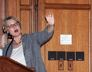 Author photo. Amherst College