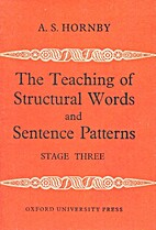 The Teaching of Structural Words and…