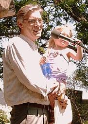 Author photo. Photo credit: Jonathunder (Wikipedia user), July 16, 2006