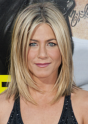 Author photo. Actress Jennifer Aniston arrives at 'Horrible Bosses' Premiere on June 30, 2011 in Hollywood, California. [source: Tom Sorenson]