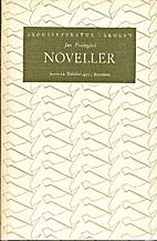 Noveller by Jan Fridegård