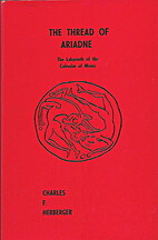 The Thread of Ariadne: The Labyrinth of the…